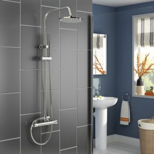 Example of a shower